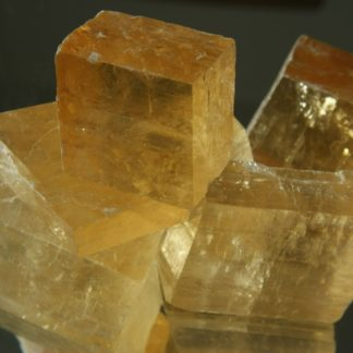 Islande spar- calcite optique